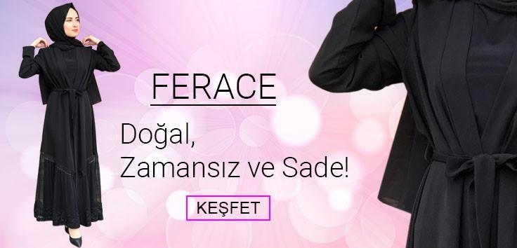 YENİ SEZON FERACE MODELLERİ
