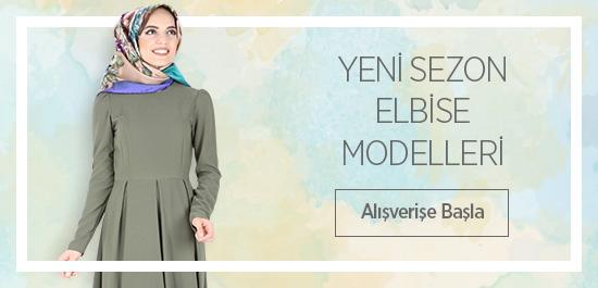 YENİ SEZON ELBİSE MODELLERİ