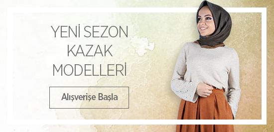 YENİ SEZON KAZAK MODELLERİ