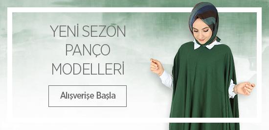 YENİ SEZON PANÇO MODELLERİ