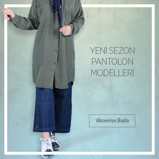 YENİ SEZON PANTOLON MODELLERİ